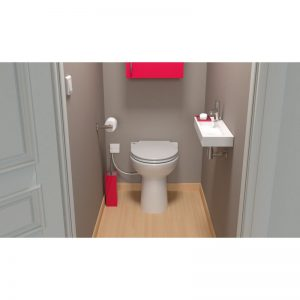 sanicompact saniflo toilet