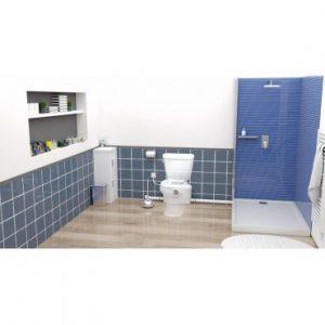 sanipro saniflo toilet