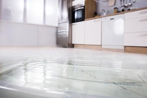 flooding plumbing emergency